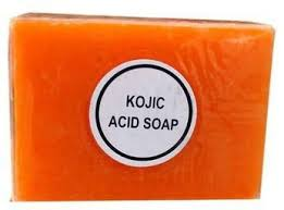 Kojic Acid Soap Skin Lightening Soap – 4 Bars