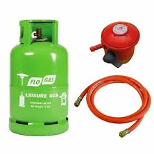 12.5Kg Gas Cylinder With Regulator And Hose