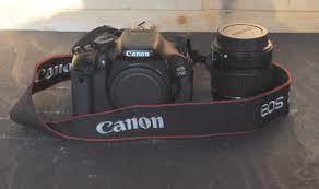 Canon Canon EOS Camera 600D + 18-55mm Lens