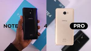 Infinix NOTE 4 (X572) , Dual SIM (32GB ROM/ 3GB RAM) 5.7-Inches FHD IPS , Android 7.0 Nougat, 1