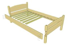 6ft X 6ft Bed Frame