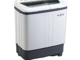 Nexus 5.5kg Twin Tub Washing Machine NX-WM-5SA- White