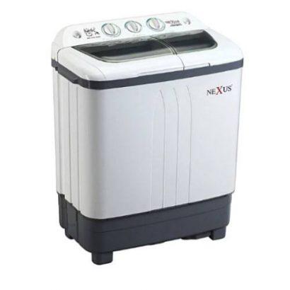 Nexus 5.5kg Twin Tub Washing Machine NX-WM-5SA- White