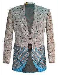 Ankara Male Jacket