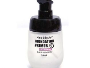 Kiss Beauty 24hrs Foundation/eyeshadow Primer