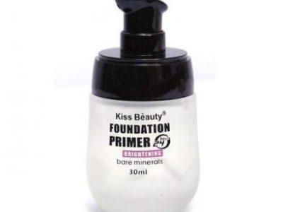 Kiss Beauty 24hrs Foundation/eyeshadow Primer