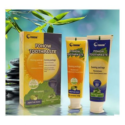 Fohow Dual – Morning And Night Toothpaste