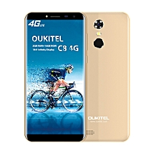 Oukitel Cheap Mobile Phones, C8 5.5 Inch (18:9 Aspect Ratio Full Vision) Android 7.0 3G Dual SIM Sma