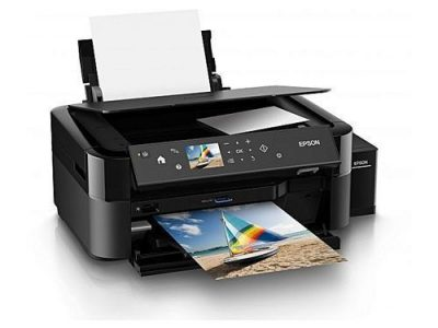 Epson L850 Inkjet Photo/CD All-in-One Printer