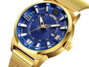 Skmei Men's Waterproof Time Date Quartz Wrist Watches