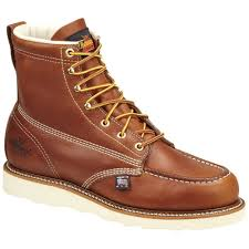 804-4372 Thorogood Men's American Heritage Safety Boots