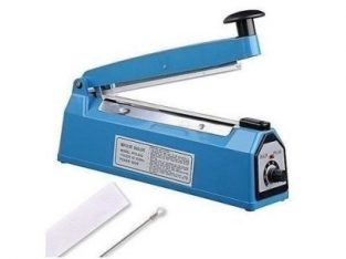 Nylon Sealing Machine – Blue
