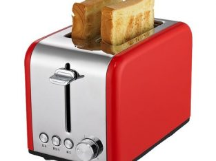 MINI Household Bread Maker Electrical Toaster Cake Cooker 2 Slices Pieces Automatic Breakfast T