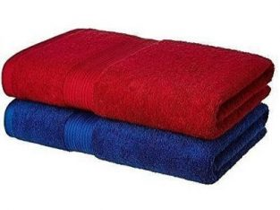 100% Cotton Large Thicken Strong Absorbent Soft Bath Towel – Quick-dry