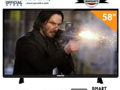 Bruhm 58-Inch Smart 4K UHD LED TV