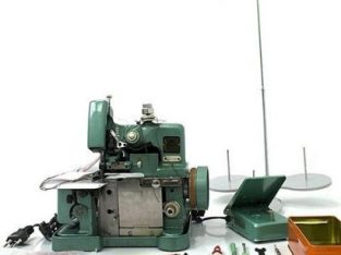 Butterfly Overlock Industrial Weaving Sewing Machine-GN1 113D