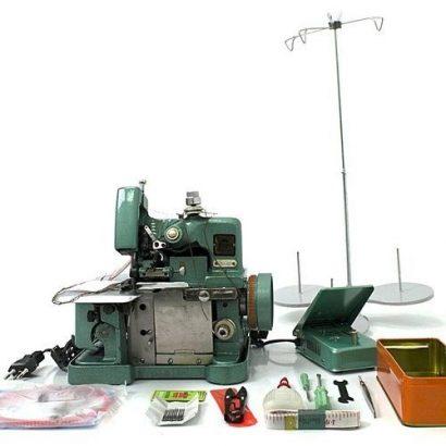 Butterfly Overlock Industrial Weaving Sewing Machine-GN1 113D