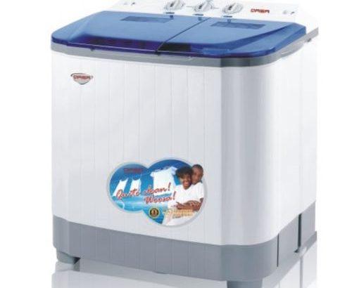 Qasa 5/3kg Double Tubs Washing Machine QWM–81DTBX