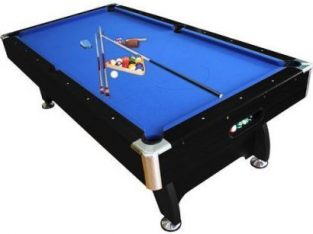 8ft Deluxe Standard Snooker Pool Board With Comp
