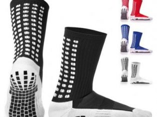LUX Sports 184 LUX Anti Slip Soccer Socks,Non Slip Football/Basketball/Hockey Sports Grip Soc
