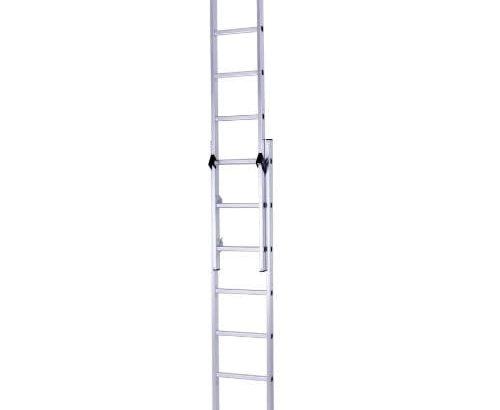 8 Steps Foldable Alloyed Aluminum Ladder – 7.4feet