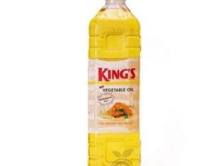 Devon King'S Kings Vegetable Cooking Oil- 1 Litre