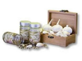Fohow Garlic Essential Oil Soft Capsule