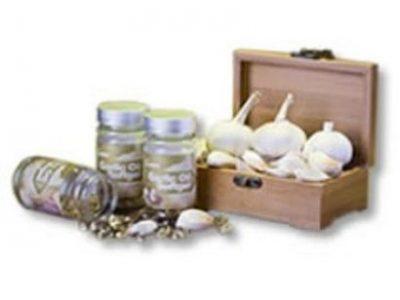 Fohow Garlic Essential Oil Soft Capsule