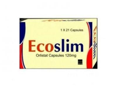 Ecoslim Orlistat Capsules,slim Fit Eco Slim Capsules