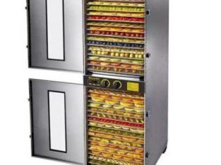 Industrial Food Dehydrator – 32 Trays