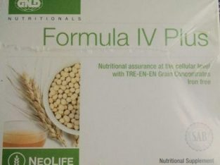 Gnld Formula IV Plus Formula IV With Additional Mineral Support