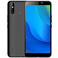 Tecno Pouvoir 3 (LB7) 6.2″ HD+ 5000mAh Battery 4G LTE 32GB + 2GB 13MP + 13MP Camera, Fingerpri