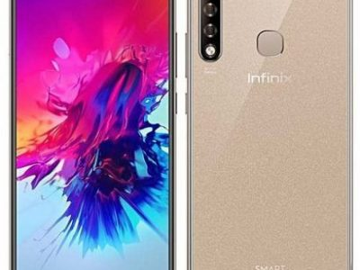 Infinix SMART 3 PLUS(X627B)-6.2″ HD+ -32GB ROM + 3GB RAM -13MP/2M/QVGA + 8MP -4G LTE-3500MAH