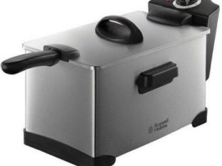 Russell Hobbs Stainless Steel Deep Fryer – 3.2 Litres