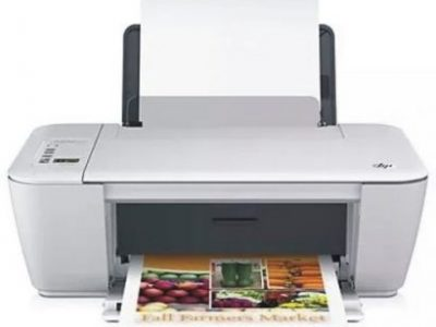 Hp Deskjet 2620 Wireless All In One Printer (Print + Scan + Photocopy)