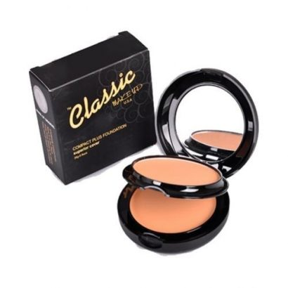Classic Make Up Compact Powder Plus Foundation