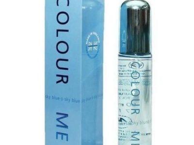 Colour Me Colour Me Perfume Sky Blue – 50ml For WOMEN