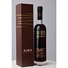 Rubis Glass Pack – Chocolate Velvet Ruby 15% Red Wine 50 Cl