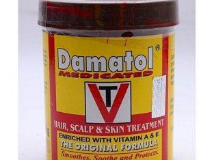 Damatol Medicated Hair, Scalp & Skin Treatment 55g