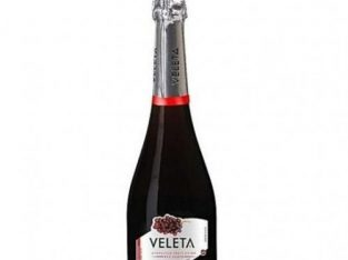 Veleta Sparkle Fruit Wine (Red Grape) -75CL×6