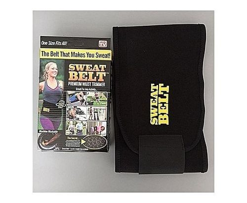 Sweat Belt Waist Trimmer Belt
