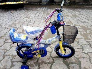 Titan Titan Sailor Children Bicycle -2-5Years- Blue-