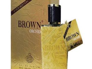 Fragrance World Brown Orchid For Men Eau De Parfum