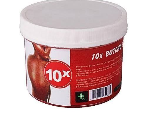 Botcho Cream For Butt, Hips And Breast Enlargement Cream