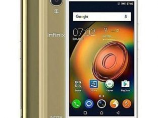 Infinix Note 4 – X572 With (32GB ROM + 3GB RAM)