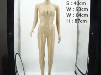 Full Body Female Mannequin – Nude