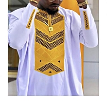 Men and Women Long Sleeve Agbada