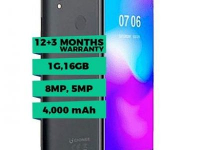Gionee M6 Mini 5.45-Inch HD (16GB ROM, 1GB) 8MP Andriod 8.1 Oreo, 4000mAh Smartphone