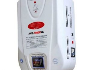 A&E Dunamis 10KVA SERVO STABILIZER WITH INPUT VOLTAGE (80-280V)