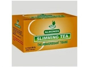Almond Slimming Tea 20 Tea Bags